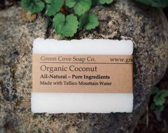 Organic Coconut Soap Green Cove Soap Company