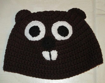 83a625a9014 Groundhog hat