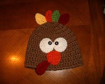 Turkey Hat Photo Prop