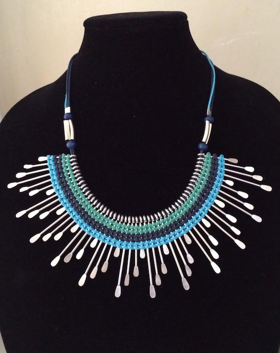 Fantastic Tribal necklace