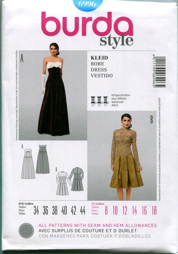 Abendkleid Muster Korsett Cocktail-Kleid Muster Maxi Kleider | Etsy