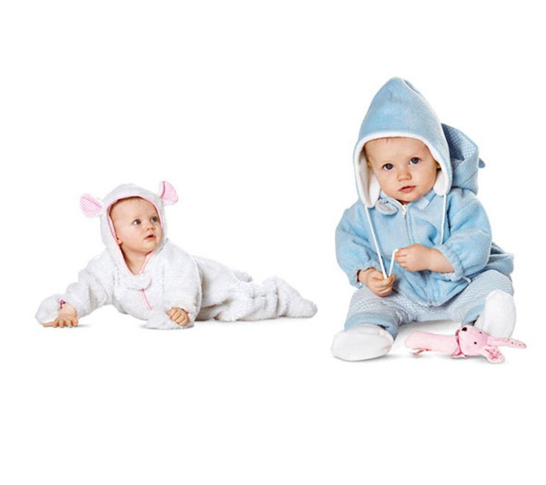 b2e29c2b910 Infant Baby HOODIE JACKET with EARS Pattern Baby Hooded Jacket
