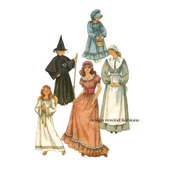 MUJERES traje patrones Puritan temprano americano peregrino | Etsy