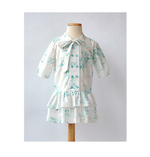 Mädchen Kleid Nähen Muster Oliver S Apple Kommissionierung   Etsy