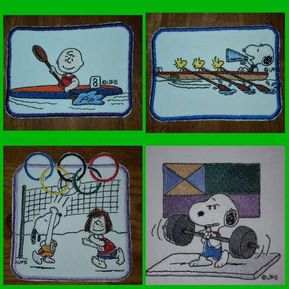 Woodstock and Snoopy Pirate LMAO Cutie Angry Puffy Patch 3D Peanuts Snoopy Iron On Patches
