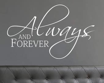 Custom Door Decals Vinyl Stickers Multiple Sizes Love is Forever Grey Inspiration /& Motivation Love is Forever Outdoor Luggage /& Bumper Stickers for Cars Pink 54X36Inches Set of 5
