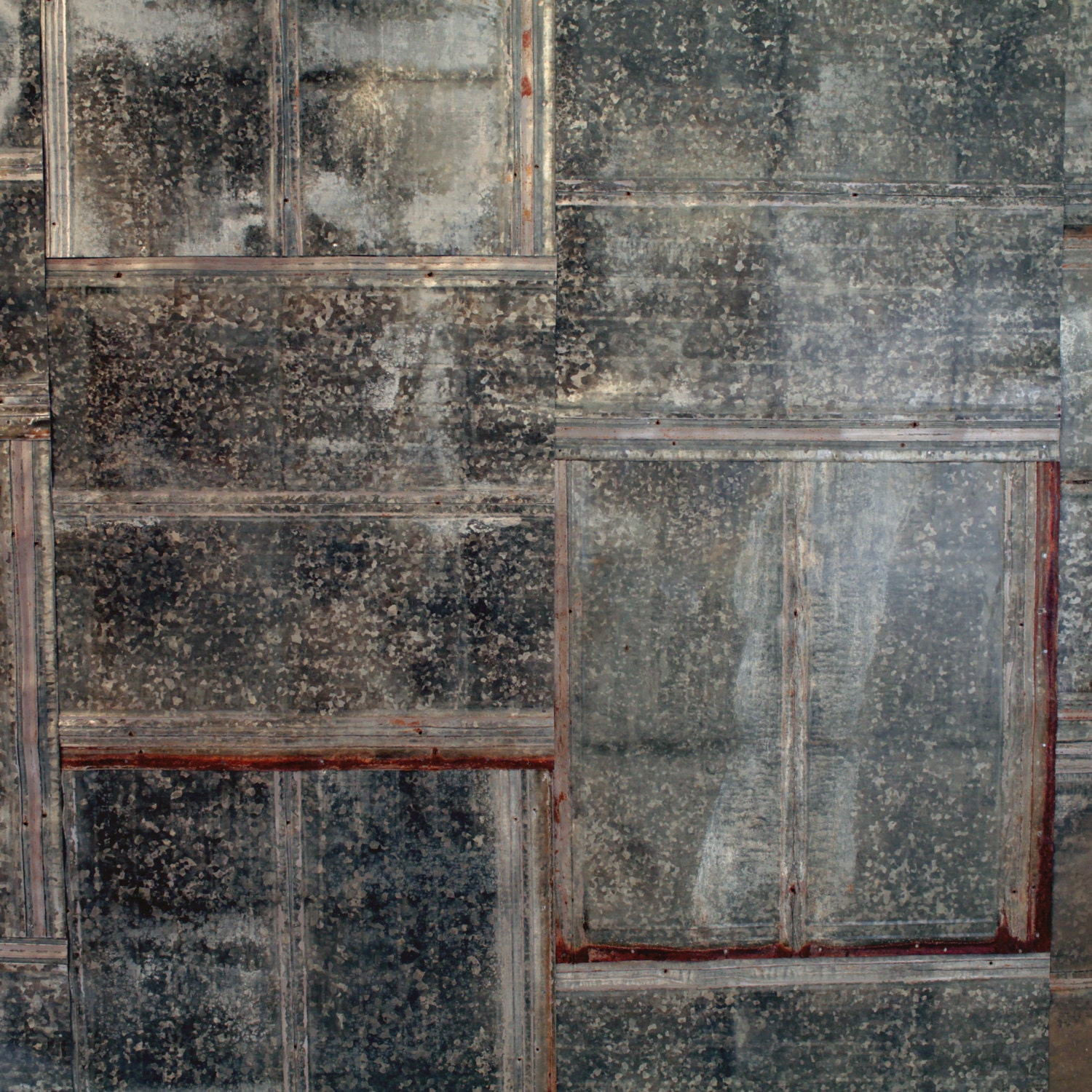 Ceiling Tiles Reclaimed Metal Roofing Barn Tin Drop Ceiling Etsy