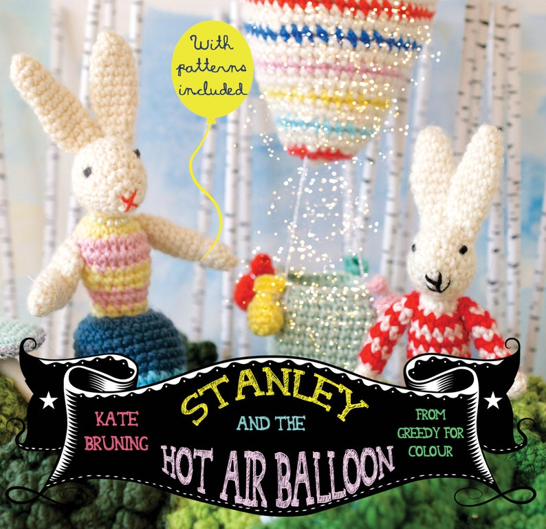 Stanley and the Hot Air Balloon. image 0