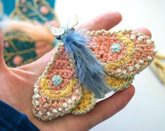 Let's Make Moths! Crochet your own moth...