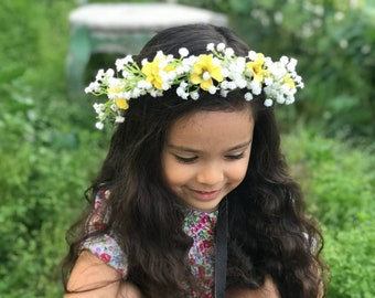 Aprils Flower Crown