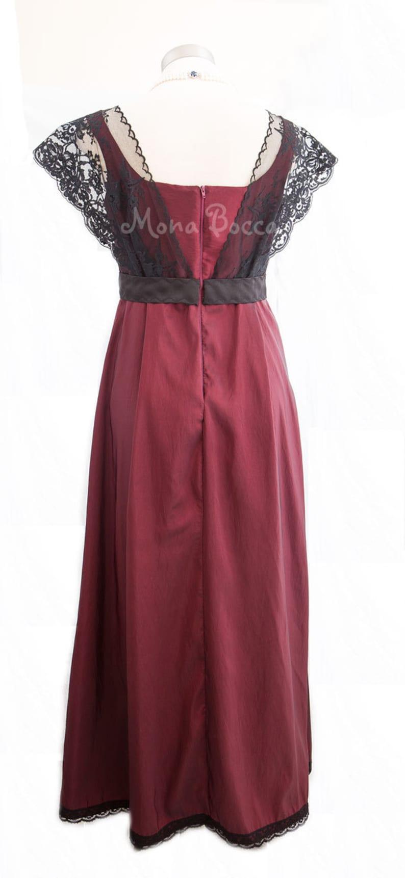 Edwardian dress Downton Abbey Downtown Abbey Edwardian bridesmaid Titanic 1912 Rose Dewitt Bukater handmade in England Made to order