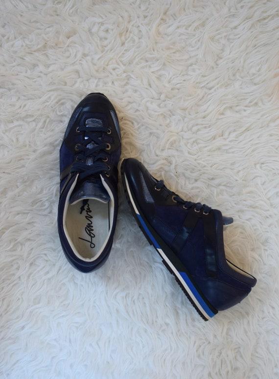 46aabcbb84a663 Sneakers Lanvin métallisé / Français Designer Designer Designer Shoes /  formateurs / femmes taille 40 / US 10 | à Prix Réduits ed1794
