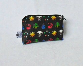 Toiletry or Make-up  Bag, available in three sizes. Custom made to order.