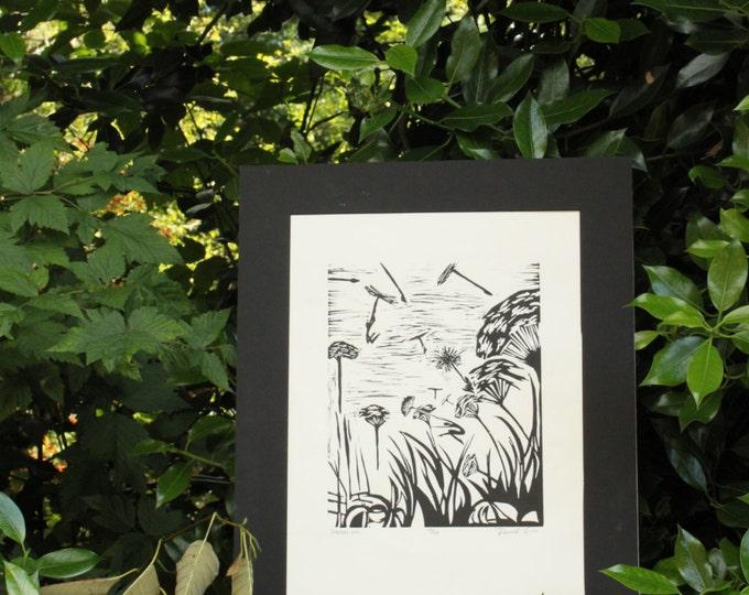 Dandelions Print