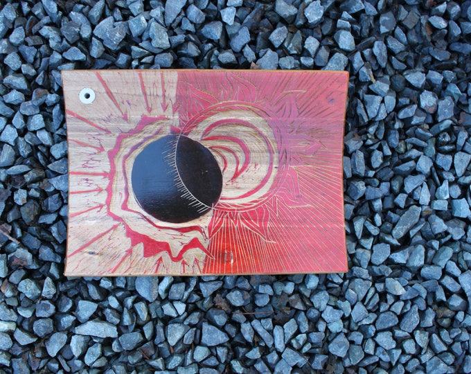 Eclipse Cutting Board
