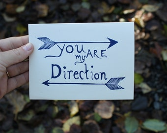 You Are My Direction