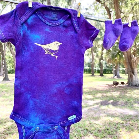 Tie Dye Baby 0-3 months