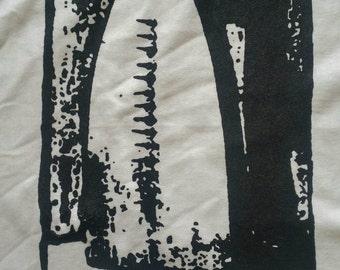 EVERGREEN t-shirt (emo, post-hardcore band)