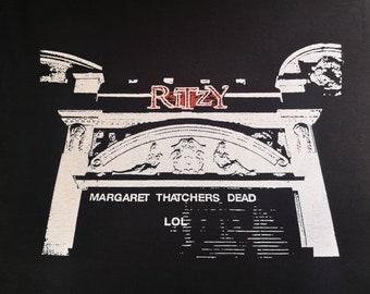 Margaret Thatcher's Dead LOL t-shirt