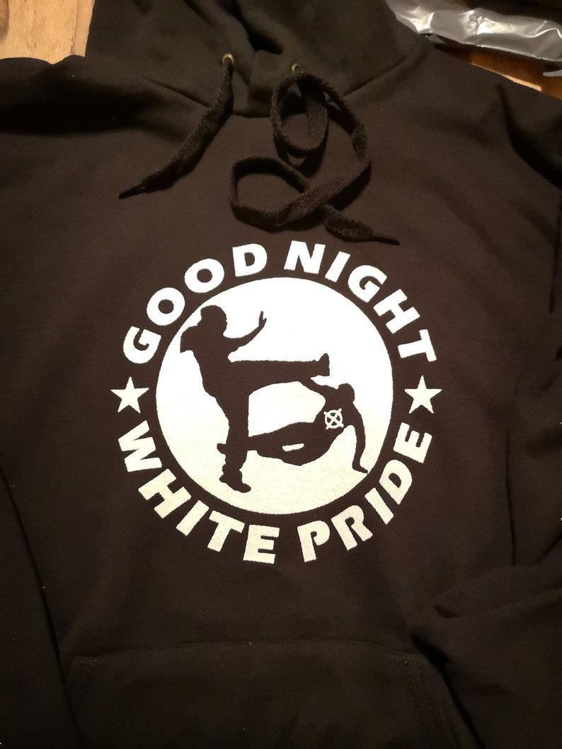 White Pride T Shirts Uk