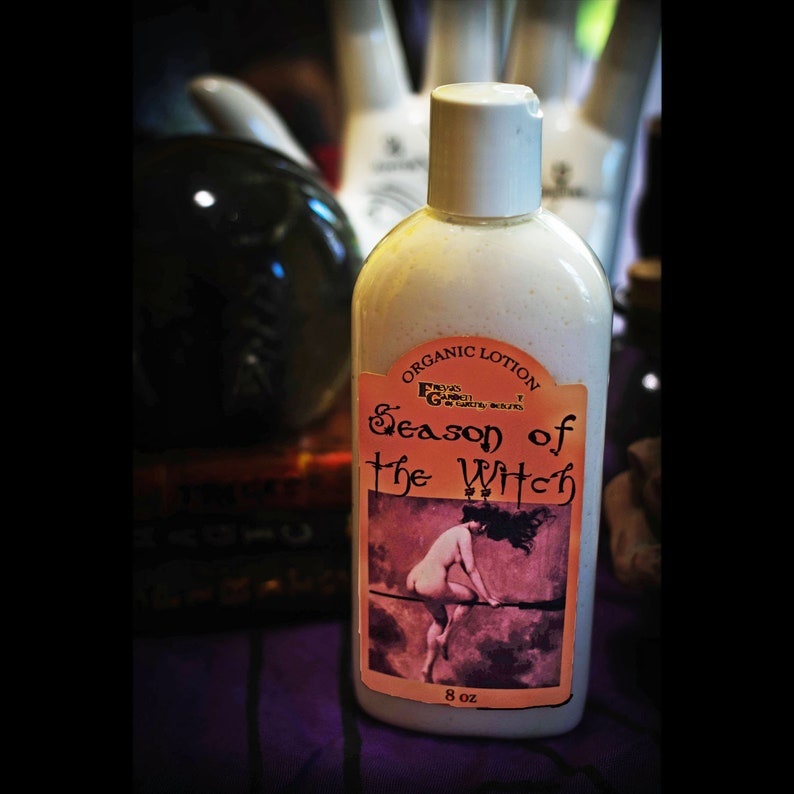 Season Of The Witch Pumpkin Organic Lotion Pumpkin Spice image 0