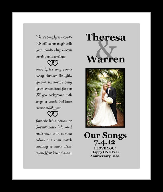 Anniversary love songs for husband