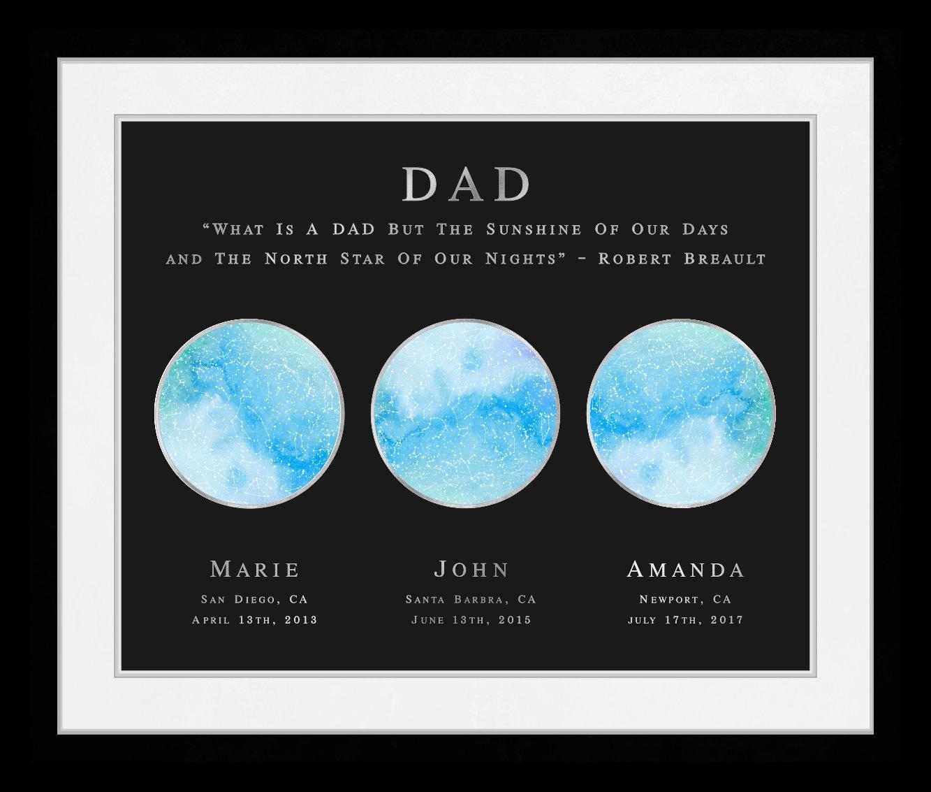 Väter Tag Geschenk Vatertag Geschenk von Sohn Papa Geschenk | Etsy