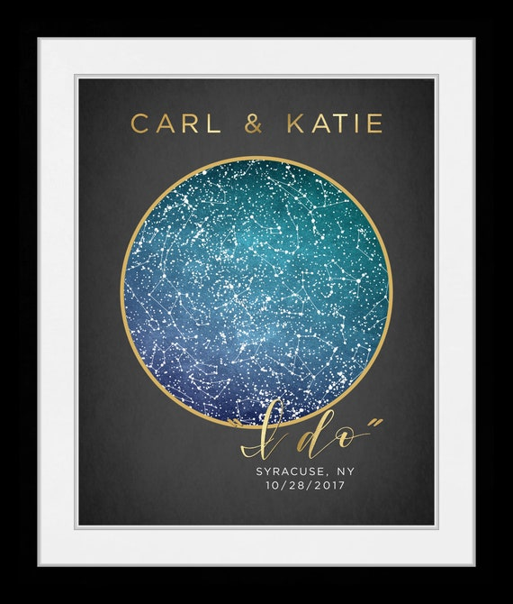 Universe Wedding Gift Unique Anniversary Gifts Men Him Husband Star Present Personalized Her Starry Night Decoration Home Decor