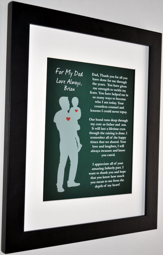Father Of The Groom Wedding Thank You Gift From Son For Dad Etsy