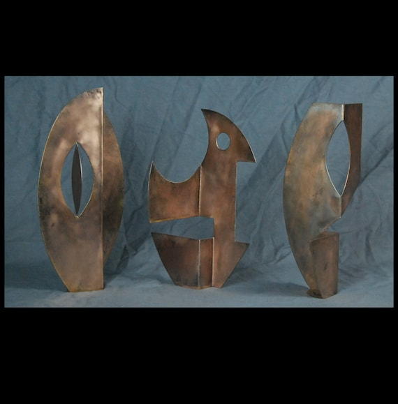Copper Patina Subconscious Series