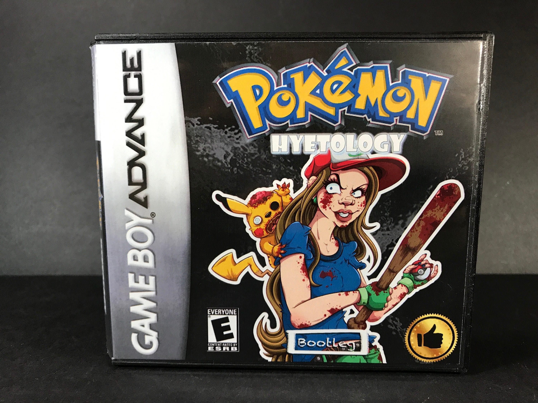 best pokemon fan games gba
