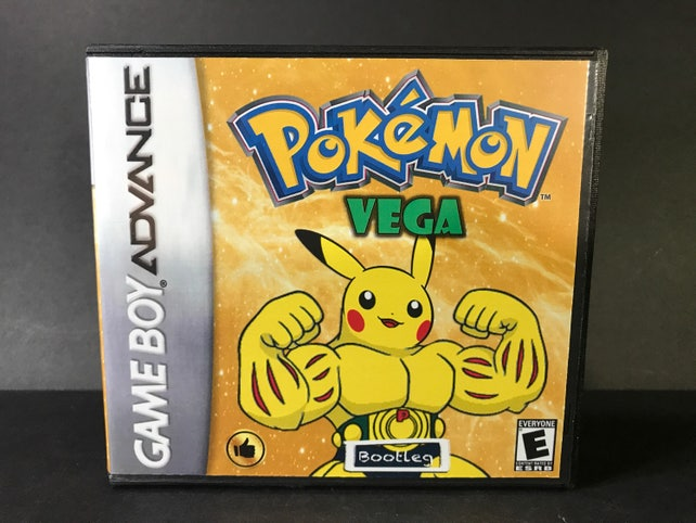 pokemon thunder yellow version gba download