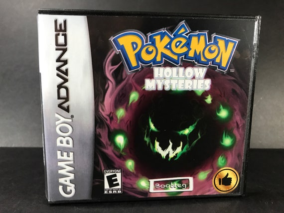 pokemon creepy black gba rom download