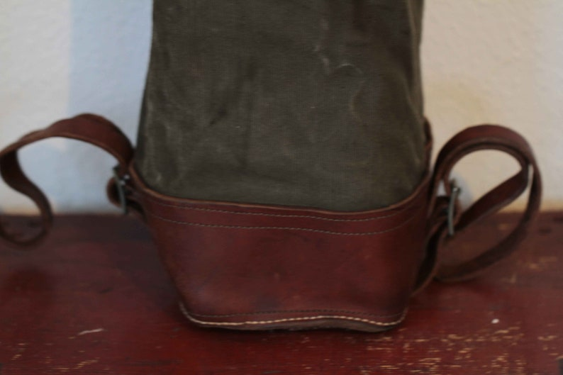 Vintage swiss army Duffle Bag special edition small size