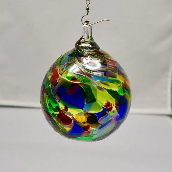 Hand Blown Glass Christmas Ornament Color Name: Hummingbird - Hand Blown Glass Christmas Ornament Color Name: Hummingbird Etsy