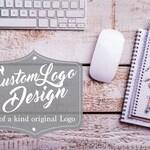 Custom Logo Design, Business Logo Design, Business Branding, Professional Logo Design, Graphic Design,  Branding Package, Business Logo