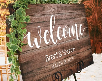 Wedding Signs Etsy
