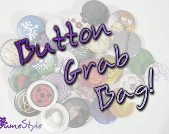 Button Grab Bag (up to 20% off!)