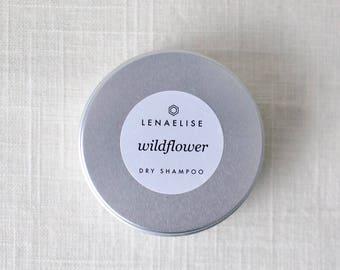 Wildflower Dry Shampoo