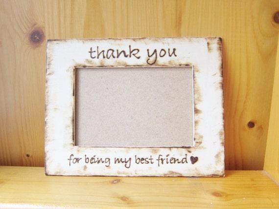 Personalized Photo Frame Custom Wood Frame Gift For Etsy