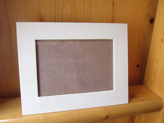 Diy Wood Photo Frame Kids Party Gifts Kids Craft Supplies Etsy