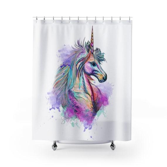 unicorn shower curtain - Best Modern Interior Design ...