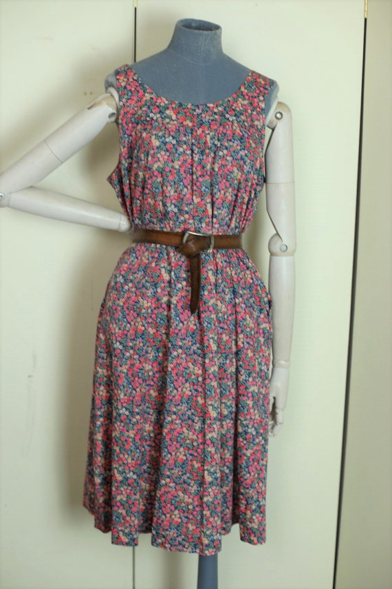 Vintage original late 1970s liberty of london cott