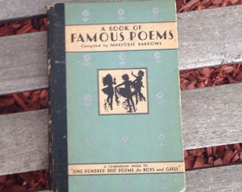 A Book of Famous Poems (1931)