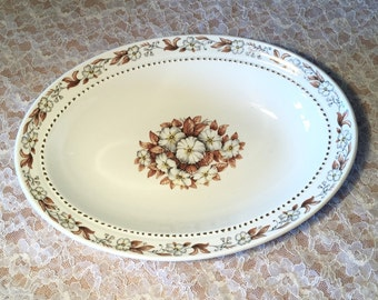 "Vintage Harmony House ""Fairfax"" Serving Plate"