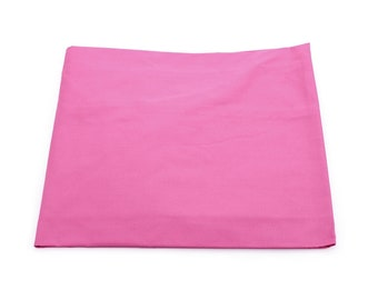 Camellia rose baby pure cotton plain fitted sheet