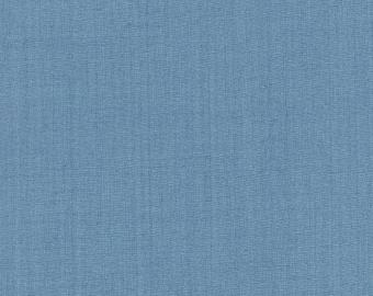 Blue English fabric