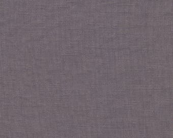Fine and light taupe grey linen