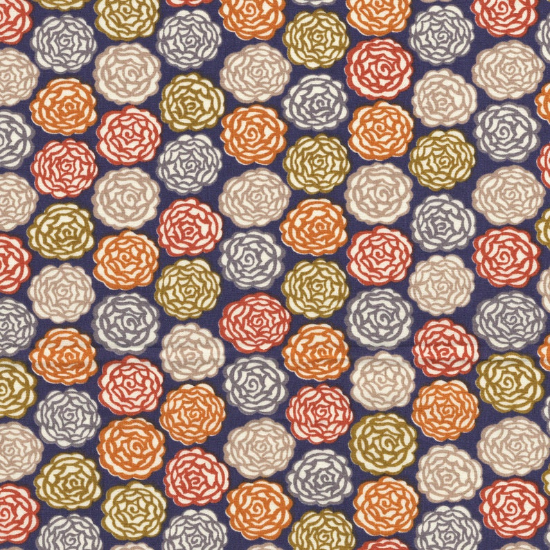 Fabric Liberty Stefan fall colors image 0