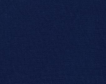 Linen thin and light blue night